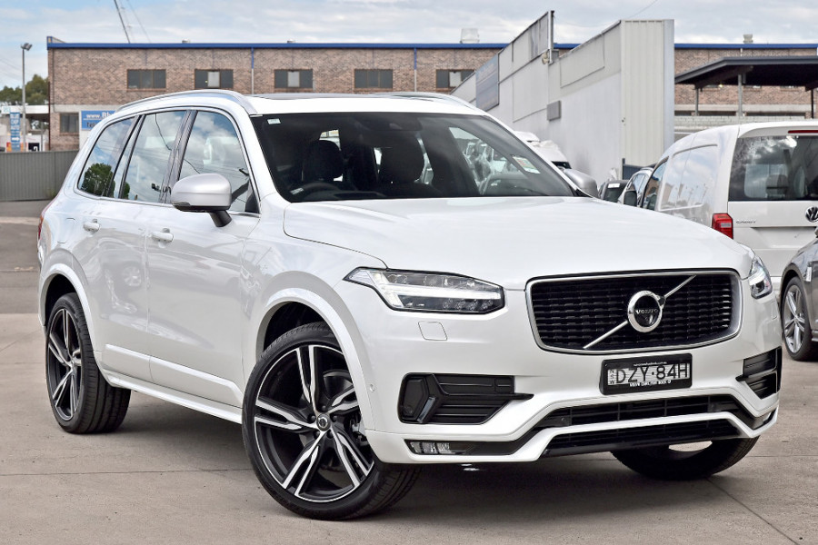 Volvo Xc90 R Design >> Demo 2019 Volvo Xc90 6581922 Five Dock Volvo Cars Five
