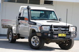 Toyota Landcruiser VDJ79R MY13