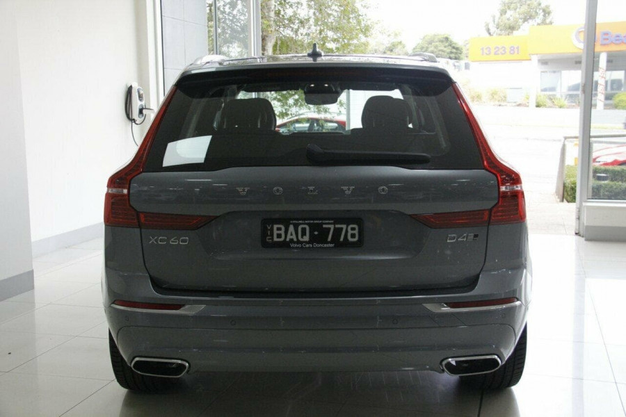 2018 MY19 Volvo XC60 UZ D4 Inscription Suv Mobile Image 17