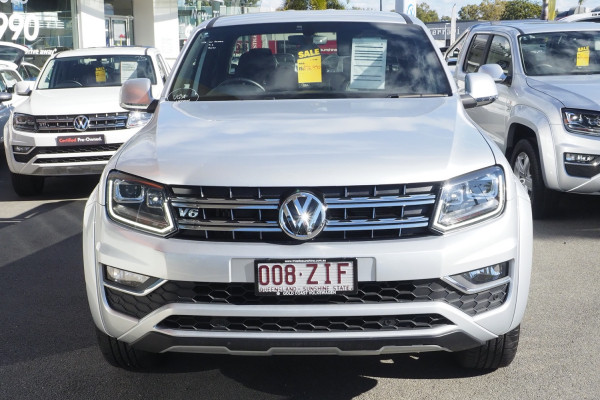 2019 Volkswagen Amarok 2H MY19 TDI580 Utility Image 2