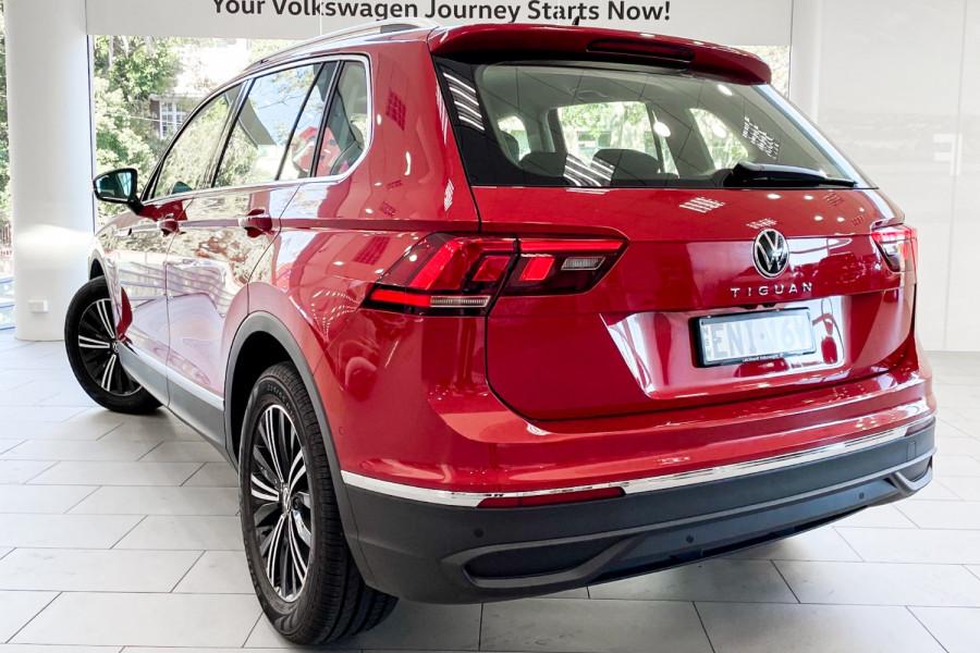 2021 Volkswagen Tiguan 5N 110TSI Life Suv Image 1