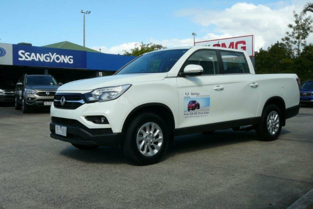 2019 SsangYong Musso XLV Ultimate Plus 18 of 20