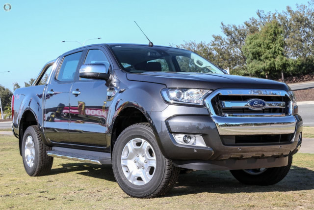 2018 Ford Ranger PX MkII 4x4 FX4 Special Edition Utility