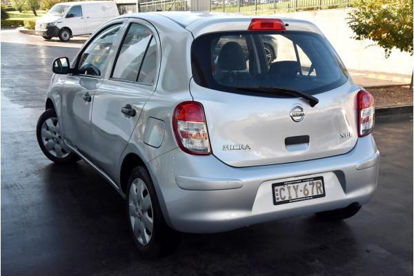 2012 Nissan Micra K13 ST-L Hatch Image 2