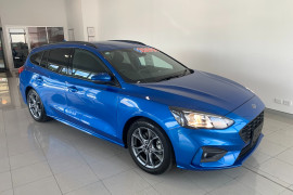 2019 MY19.75 Ford Focus SA 2019.75MY ST-Line Wagon