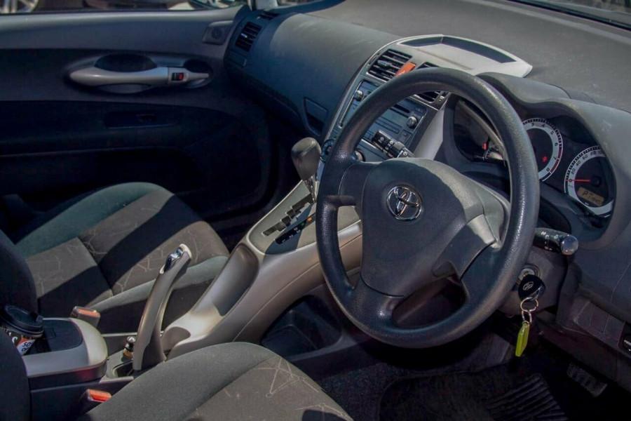 2007 Toyota Corolla ZRE152R Ascent Hatchback Image 6