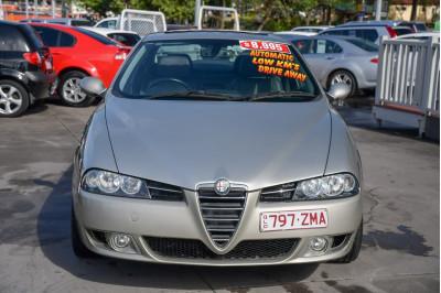 2004 Alfa Romeo 156 (No Series) MY04 JTS Selespeed Sedan Image 3