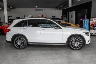 2018 Mercedes-Benz Glc-class X253 GLC350 d Wagon Image 4