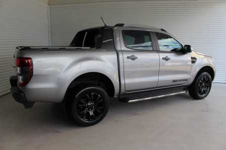 2019 Ford Ranger PX MkIII 4x4 XLT Double Cab Pick-up Dual cab Image 2