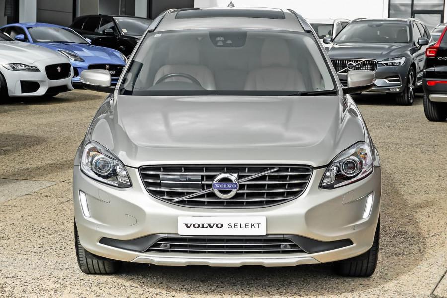 2016 Volvo XC60 (No Series) MY17 D4 Luxury Suv