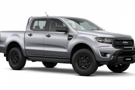 2020 MY21.25 Ford Ranger PX MkIII Tradesman Utility