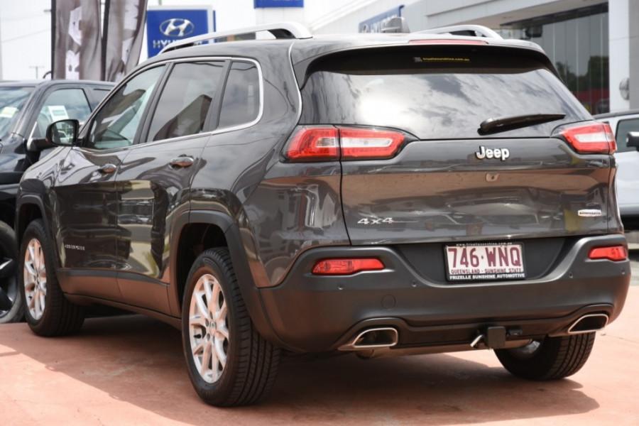 2015 Jeep Cherokee KL Longitude Suv