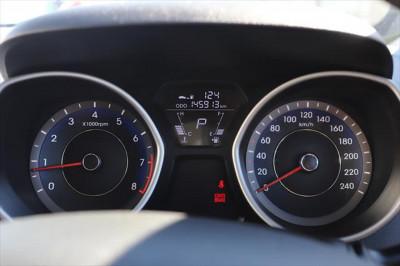 2011 Hyundai Elantra MD Active Sedan