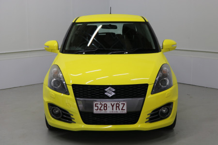 2015 Suzuki Swift FZ MY15 SPORT Hatchback Image 2