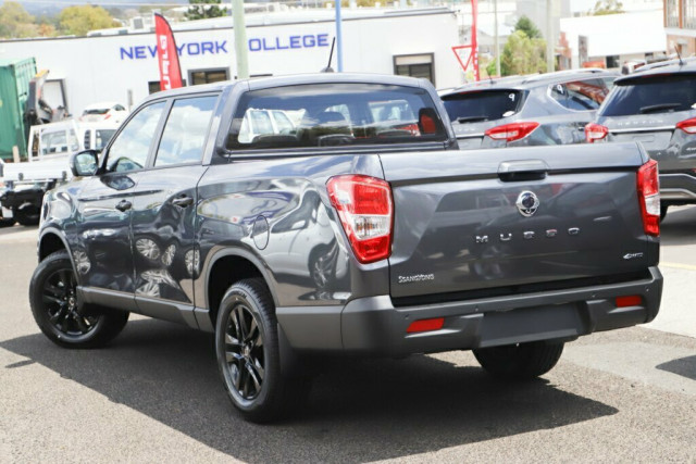 2020 SsangYong Musso XLV Ultimate