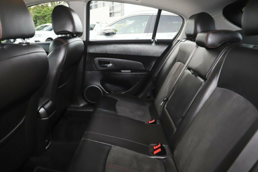 2015 Holden Cruze JH Series II MY15 SRi-V Hatchback