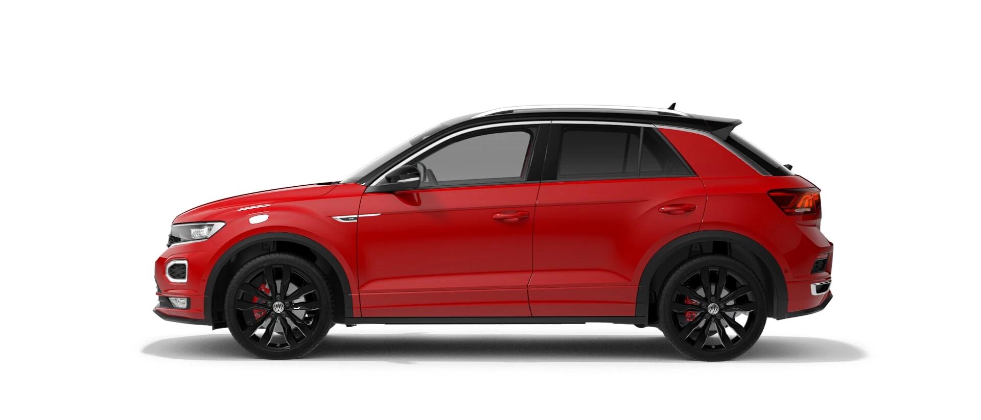 2020 Volkswagen T-Roc T-Roc X Suv