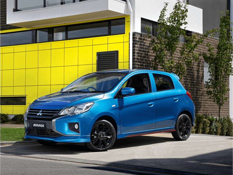 Personalise your Mirage Image