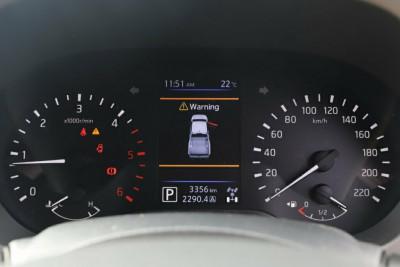 2019 Nissan Navara D23 S3 ST-X Utility