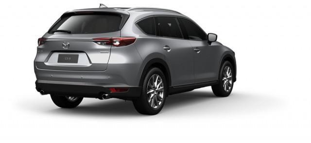 2020 Mazda CX-8 KG Series Asaki Suv Mobile Image 13