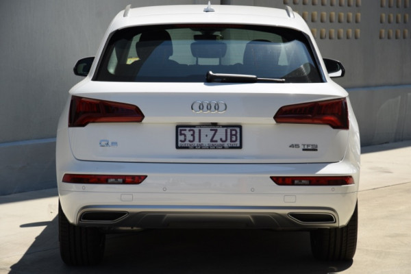2019 Audi Q5 Suv Image 4