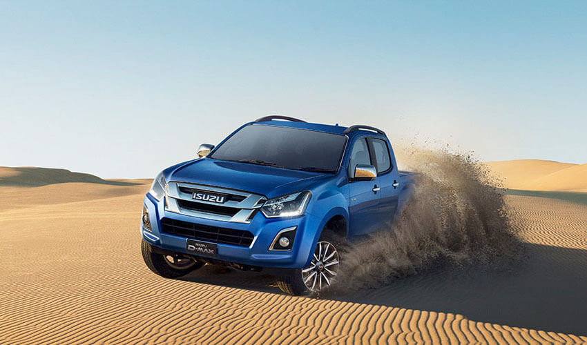 Isuzu UTE Robust, Dependable, Yet Refined