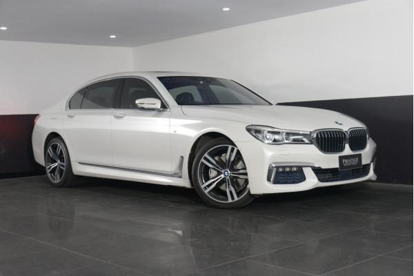 2018 BMW 7 Bmw 7 40li M Sport Auto 40li M Sport Sedan