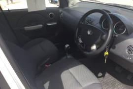 2008 Holden Barina TK MY08 Hatchback