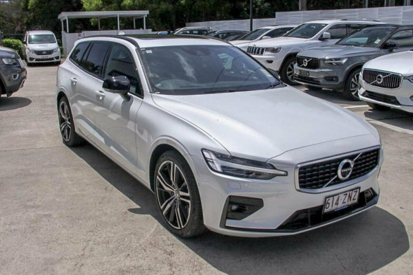 2019 MY20 Volvo V60 F-Series T5 R-Design Wagon Image 2