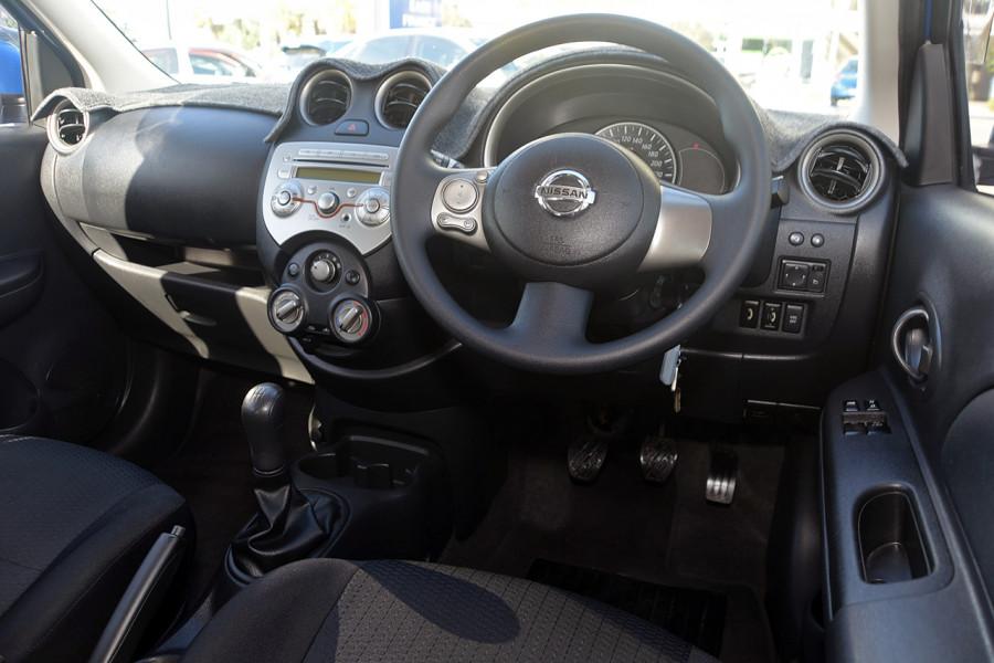 2011 Nissan Micra K13 ST Hatchback Mobile Image 12