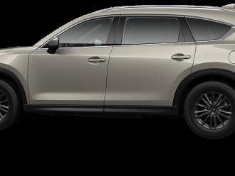 2021 Mazda CX-8 KG Series Touring Suv