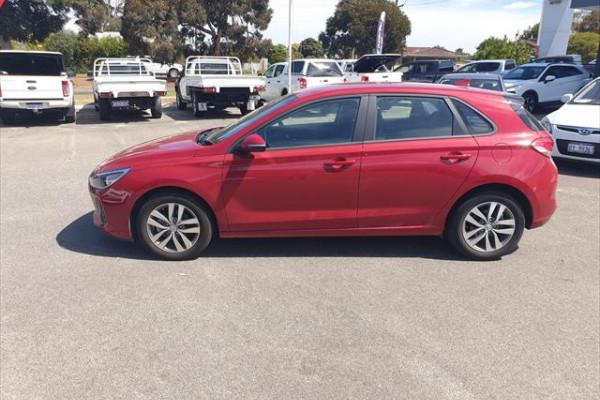 2020 MY19 Hyundai I30  PD2 TROPHY Hatch