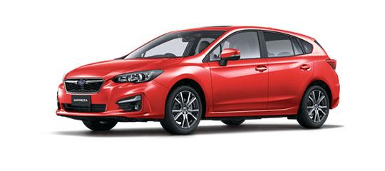 Subaru Impreza 2.0i Premium Hatch