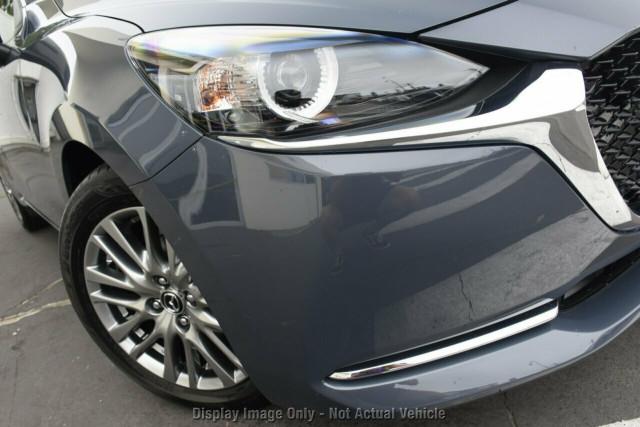 2020 Mazda 2 DJ Series G15 Evolve Hatchback Mobile Image 2