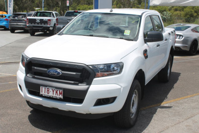 2018 Ford Ranger PX MkII 4x4 XL Double Cab Pickup 2.2L Utility