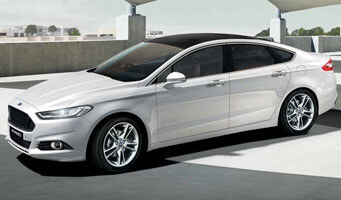 Mondeo Designed to be noticed