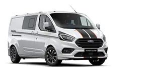 Transit Custom Sport 320L Double Cab Van