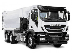 New Iveco Euro6 ACCO