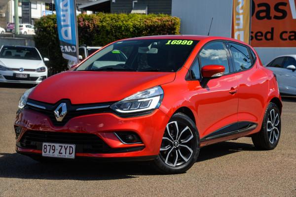 Renault Clio Life IV B98 Phase 2