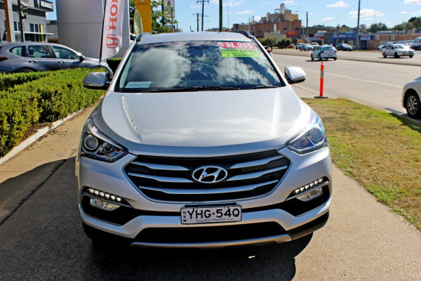 2016 Hyundai Santa Fe DM3 Series II Active Suv Image 3
