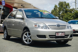Toyota Corolla Sport ZZE122R 5Y Ascent