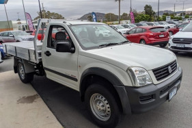2005 Holden Rodeo RA MY05 LX Cab chassis Image 5