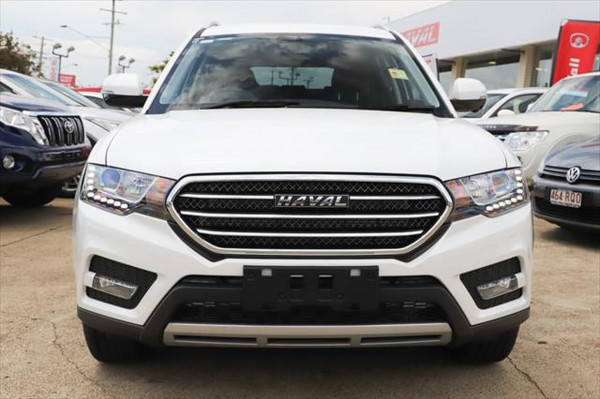 2020 MY0  Haval H6 (No Series) LUX Suv Image 5