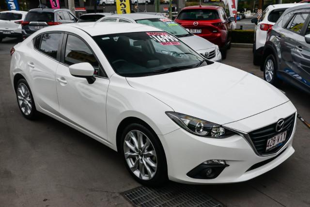 2015 Mazda 3 BM5238 SP25 Sedan Image 5