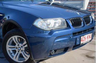 2005 BMW X3 E83 MY06 Suv Image 3