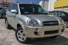 Hyundai Tucson City SX MY07