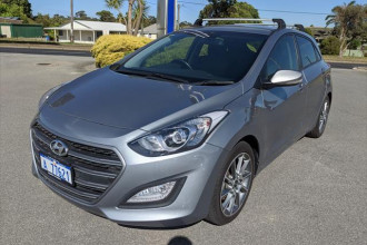 Hyundai i30 Elite GD4 Series II