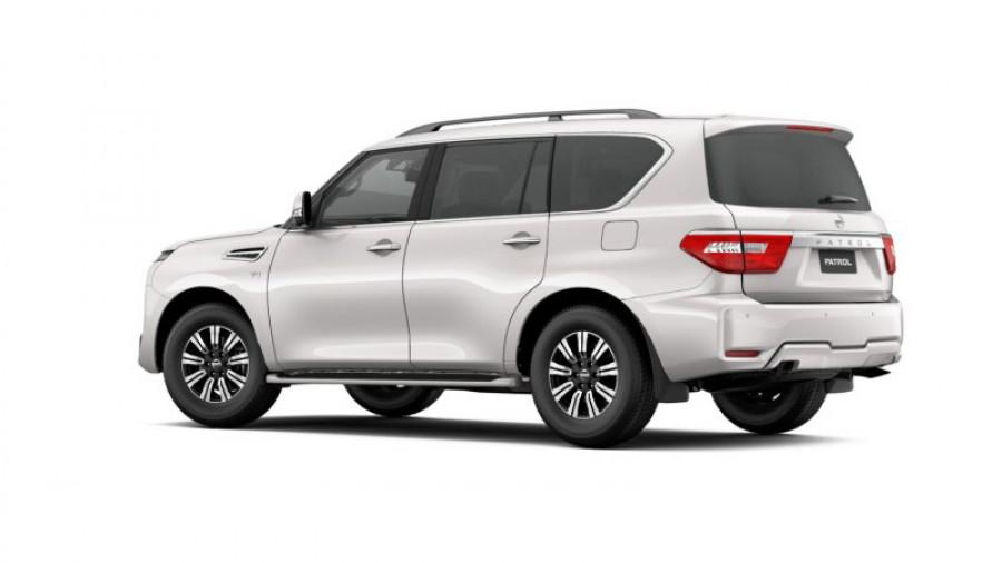 2020 Nissan Patrol Y62 Series 5 Ti-L Suv Image 27