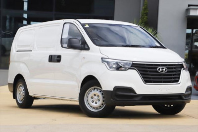 2020 Hyundai Iload TQ4 MY21 Van Image 2