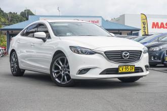 Mazda 6 Atenza GL Series